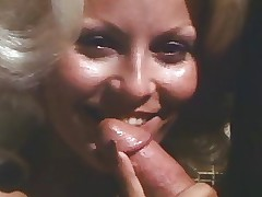Lisa De Leeuw video di sesso - orgia vintage