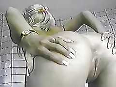 Swallow porn videos - vintage stocking sex